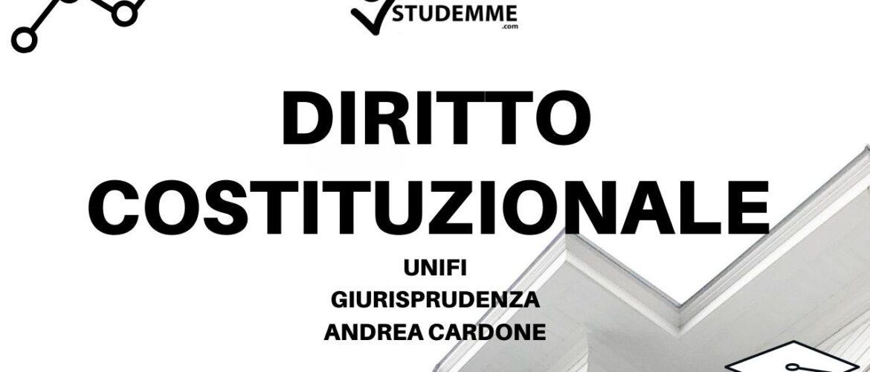 diritto_costituzionale_riassunto_giurisprudenza_andrea_Cardone_giulia_masseri